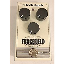 TC Electronic Forcefield Effect Pedal