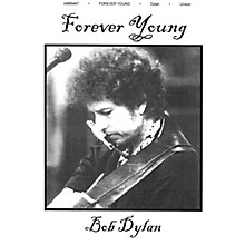 Music Sales Forever Young Music Sales America Series Performed by Bob Dylan