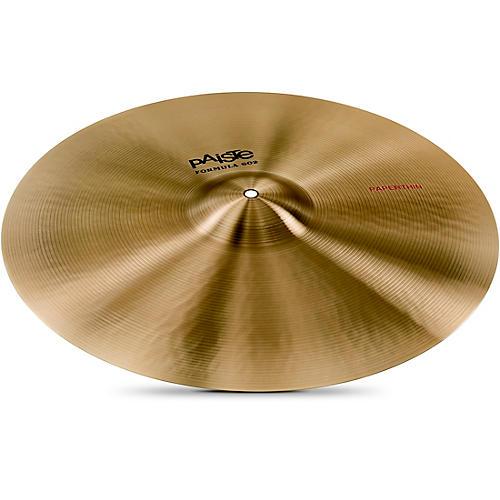 Paiste Formula 602 Classic Sounds Paperthin Crash Cymbal