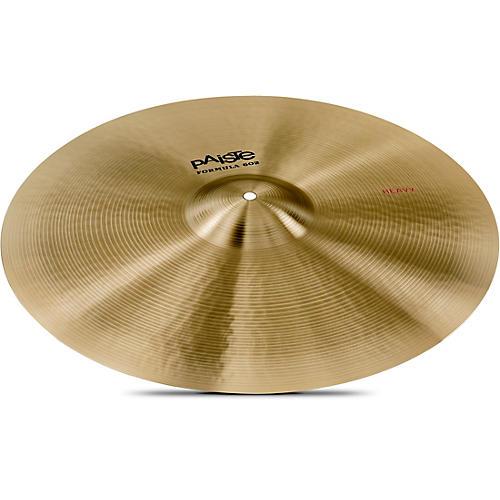 Paiste Formula 602 Heavy Crash Cymbal