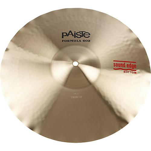 Paiste Formula 602 Series Sound Edge Hi-Hat Bottom
