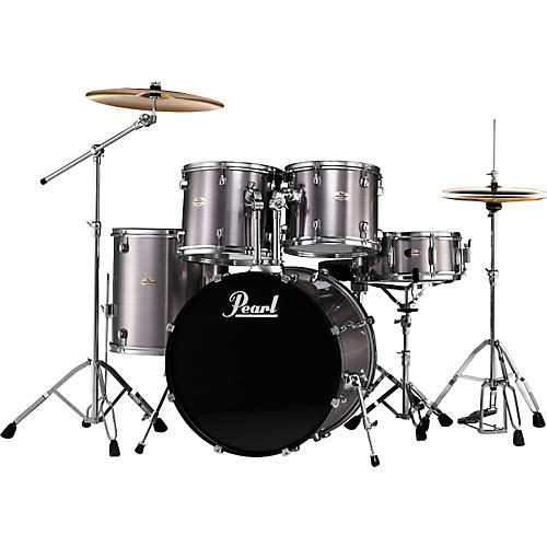 Pearl Forum 5-Piece Standard Drum Set with Hardware