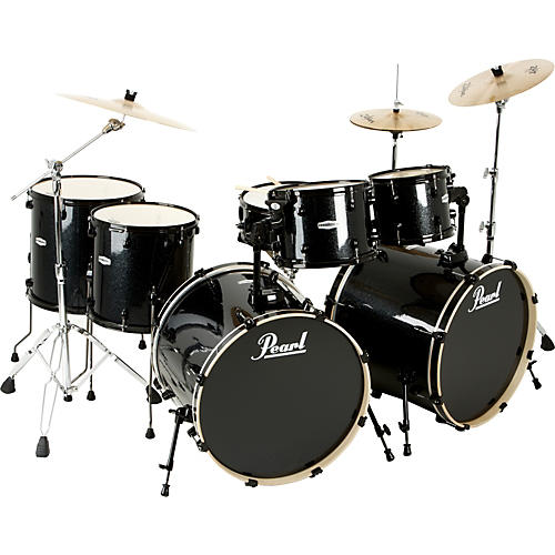 Pearl Forum 7-Piece Double Bass Shell Pack