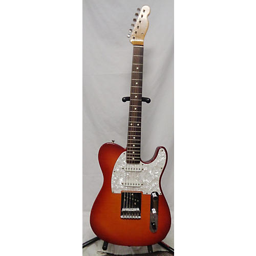 Fender foto flame telecaster price 82