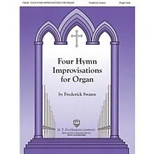 H.T. FitzSimons Company Four Hymn Improvisations for Organ - Volume I (Organ Solo)