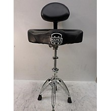 Mapex Four Legged Double Braced Throne W/ Adjustable Back Rest Drum Throne