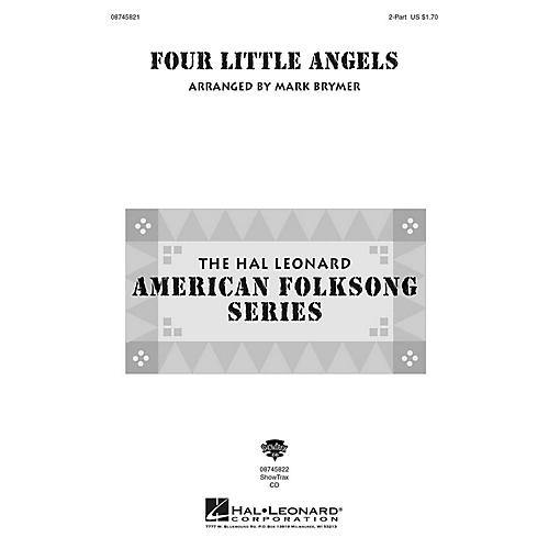 Hal Leonard Four Little Angels ShowTrax CD Arranged by Mark Brymer