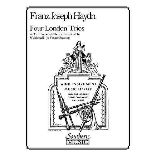 Southern Four London Trios Southern Music Series by Franz Joseph Haydn Arranged by Louis Moyse