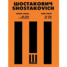 DSCH Four Pieces from the Music to the Film The Gadfly DSCH Series Composed by Dmitri Shostakovich