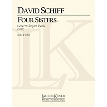 Lauren Keiser Music Publishing Four Sisters: Concerto for Jazz Violin (Jazz Violin Solo Part) LKM Music Series