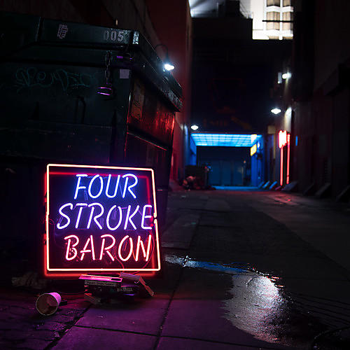 Alliance Four Stroke Baron - Planet Silver Screen