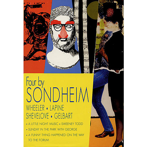 Applause Books Four by Sondheim Applause Books Series Hardcover