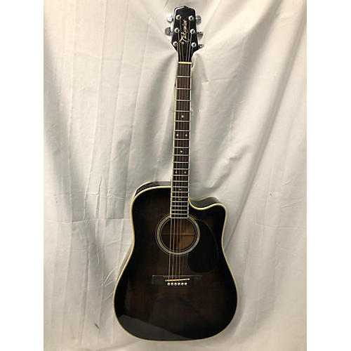 Takamine Fp361seca Acoustic Electric Guitar