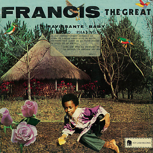 Alliance Francis the Great - Ravissante Baby