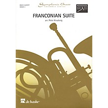 De Haske Music Franconian Suite (Brass Quintet Grade 3) De Haske Ensemble Series Arranged by Peter Knudsvig