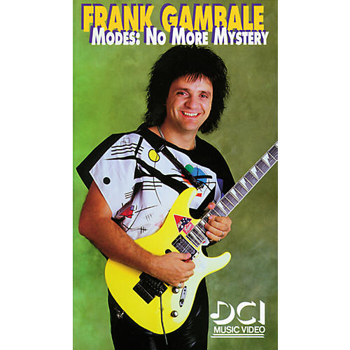 Alfred Frank Gambale Modes: No More Mystery Video