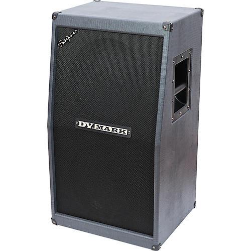 DV Mark Frank Gambale Signature C 212 FG Vertical Slant 2x12 Guitar Speaker Cabinet 300W