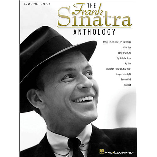 Hal Leonard Frank Sinatra Anthology arranged for piano, vocal, and guitar (P/V/G)