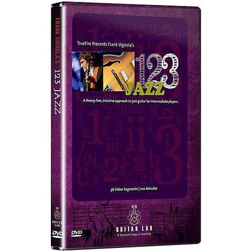 eMedia Frank Vignola's 123 Jazz Guitar DVD
