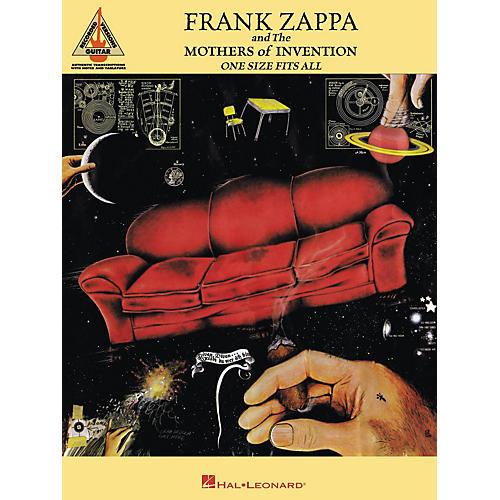 Hal Leonard Frank Zappa One Size Fits All