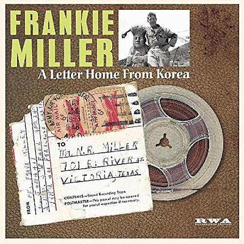 Alliance Frankie Miller - A Letter Home From Korea