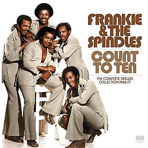 Alliance Frankie & the Spindles - Count To Ten - Complete Singles Collection 1968-77