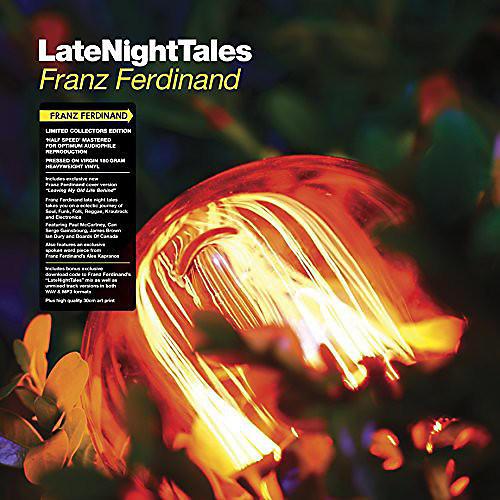 Alliance Franz Ferdinand - Late Night Tales
