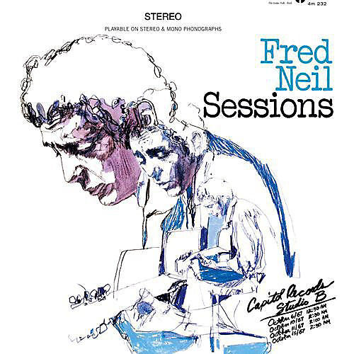 Alliance Fred Neil - Sessions