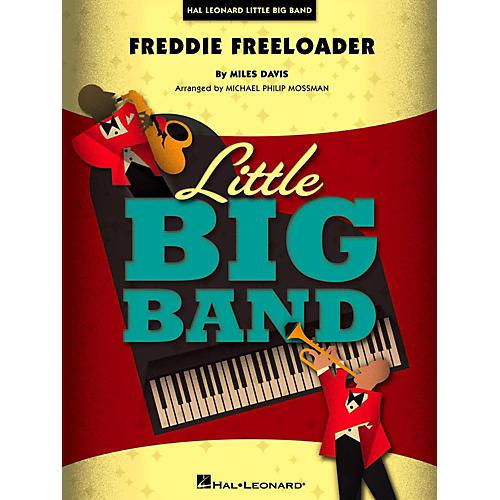 Hal Leonard Freddie Freeloader Jazz Band Level 4