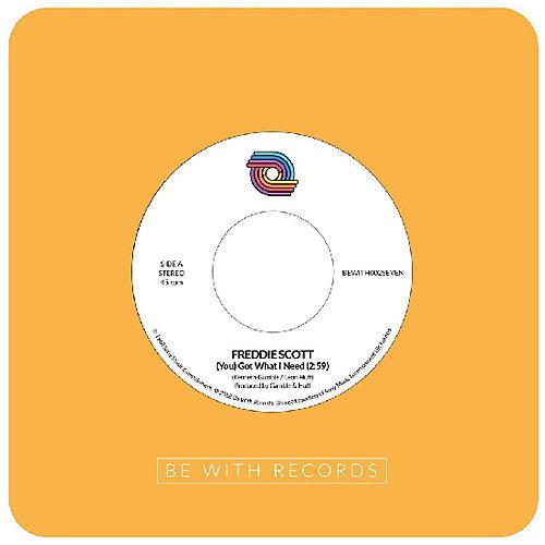Alliance Freddie Scott - (You) Got What I Need