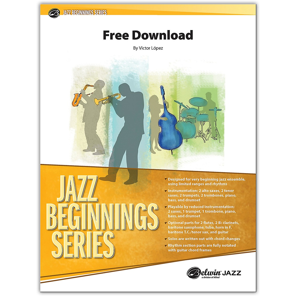 BELWIN Free Download Conductor Score 0.5 (Very Easy)
