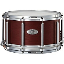 Pearl Free Floating African Mahogany Snare Drum