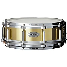 Pearl Free Floating Brass Snare Drum Level 1 14 x 5 in.