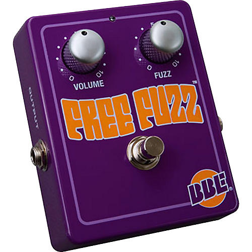 BBE Free Fuzz Effects Pedal