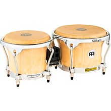 Free Ride Series FWB400 Wood Bongos 8.5 x 7 in. Natural