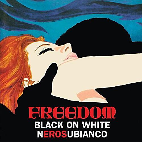 Alliance Freedom - Nero Su Bianco / Black On White