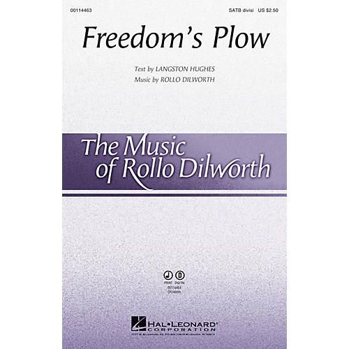 Hal Leonard Freedom's Plow ORCHESTRA SCORE AND PARTS Composed by Rollo Dilworth