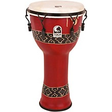 Freestlyle Mechanically Tuned Djembe With Extended Rim 12 in. Bali Red