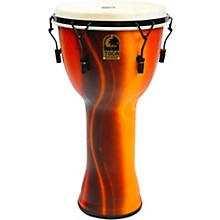 Freestlyle Mechanically Tuned Djembe With Extended Rim 12 in. Fiesta