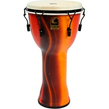 Freestlyle Mechanically Tuned Djembe With Extended Rim 14 in. Fiesta