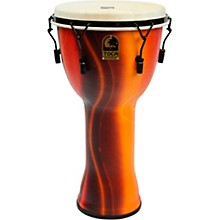Freestlyle Mechanically Tuned Djembe With Extended Rim 9 in. Fiesta