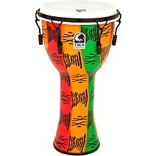 Freestyle II Mechanically-Tuned Djembe with Bag 14 in. Spirit