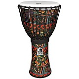 Toca Freestyle II Rope-Tuned Djembe 12 in. African Dance
