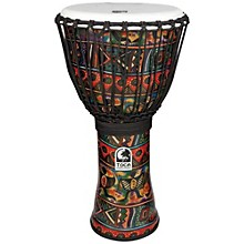 Freestyle II Rope-Tuned Djembe Level 1 12 in. African Dance
