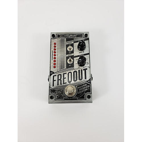 Digitech FreqOut Frequency Dynamic Feedback Generator Effect Pedal