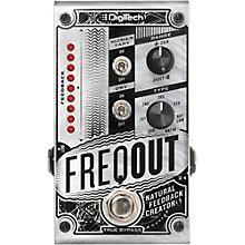 DigiTech FreqOut Frequency Dynamic Feedback Generator Pedal
