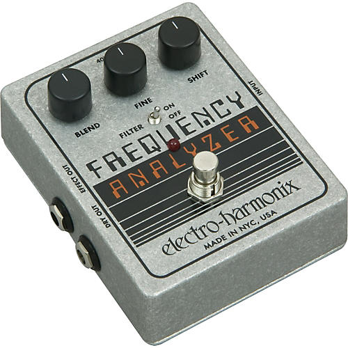 electro harmonix frequency analyzer xo guitar effects pedal guitar center. Black Bedroom Furniture Sets. Home Design Ideas