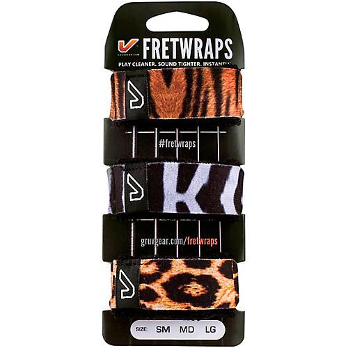 Gruv Gear FretWraps Wild 3-Pack