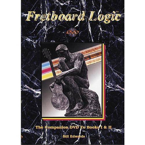 Bill Edwards Publishing Fretboard Logic DVD - Volume 1 and 2