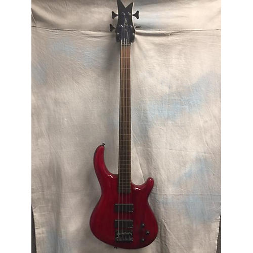 Dean Fretless Bass Electric Bass Guitar
